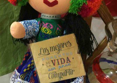 bodas inspiracion mexicana rincones decoracion
