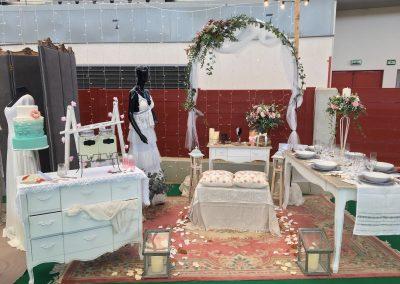 decoracion boda shabbychic