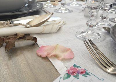mesa decoracion boda shabbychic