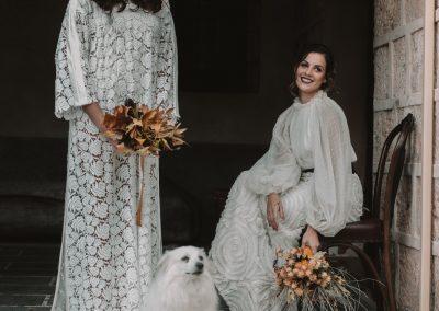 Wedding Planner Bodas LGTBI LAMENDALERENDA Bodas de otoño Boda chica chica Novias