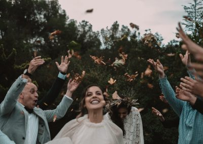 Wedding Planner LAMENDALRENDA ceremonia de boda civil celebracion de boda bodas de otoño bodas gay bodas mismo sexo